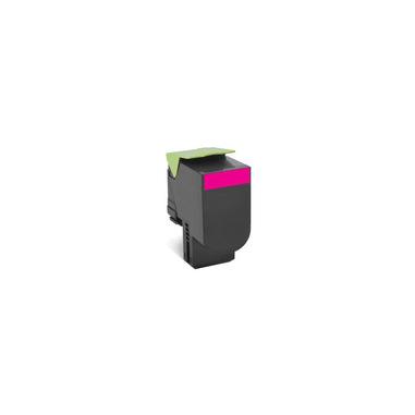 Lexmark 80C2SME cartuccia toner Original Magenta 1 pezzo(i)