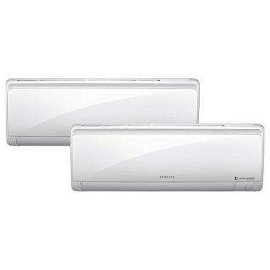 Samsung AR40KMFPEWQEU + AR09KSFPEWQNET x 2  condizionatore d'aria dual split
