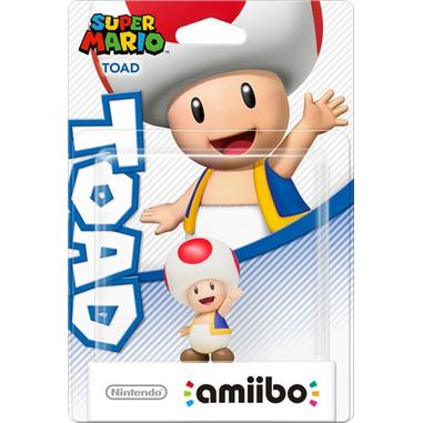 Nintendo amiibo Toad