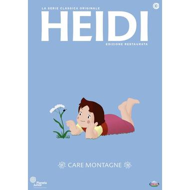 Heidi: Care montagne Vol. 10 - Edizione Restaurata (DVD)