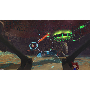 Super Stardust Ultra VR, PlayStation VR