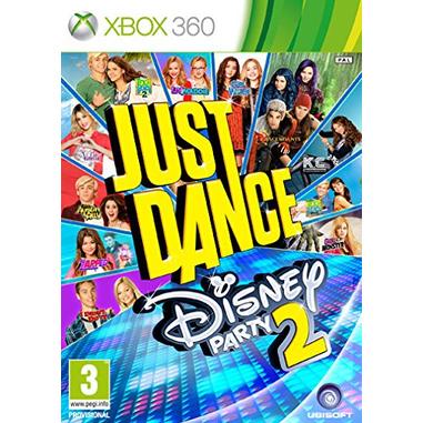 Ubisoft Just Dance Disney Party 2, Xbox 360