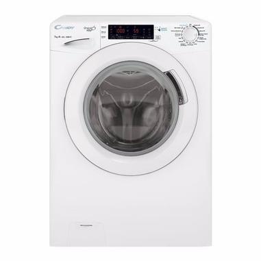 Candy GVF4137TWHC101 Libera installazione Carica frontale 7kg 1300Giri/min A+++ Bianco lavatrice