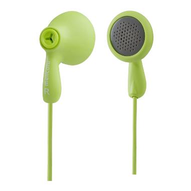 Meliconi EP100 Verde Intraurale Auricolare