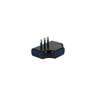 Garanti 87221-G adattatore per presa di corrente Tipo L (IT) Nero