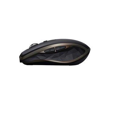 Logitech MX Anywhere 2 Wireless a RF + Bluetooth Laser 1600DPI Mano destra Nero, Marrone mouse