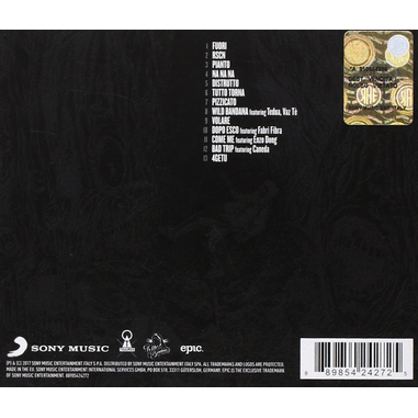 Sony Music Pizzicato