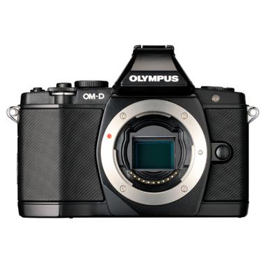 Olympus OM-D E-M5 Corpo MILC 16,1 MP Live MOS 4608 x 3456 Pixel 4/3