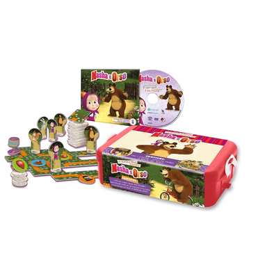 La scatola delle sorprese di Masha e Orso (DVD)