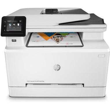 HP Pro M281fdw Stampante Color LaserJet Multifunzione, Bianca