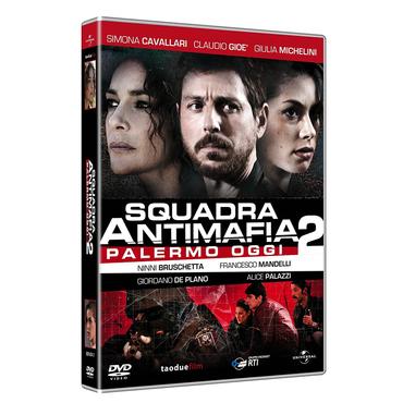 Squadra antimafia - Palermo oggi, Stagione 2 DVD 2D ITA