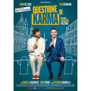 Questione di karma, Blu-Ray Blu-ray 2D ITA