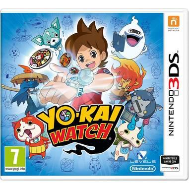 Yo-Kai Watch -Nintendo 3DS