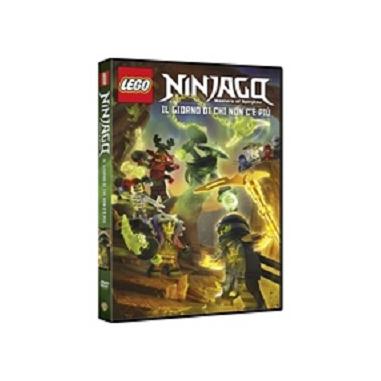 Warner Home Video Lego Ninjago-il Giorno Di Chi Non C'e' Piu, (DVD)