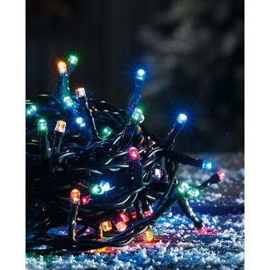 Royal Christmas 180 minilucciole LED da esterno con controller (8 giochi di luce)