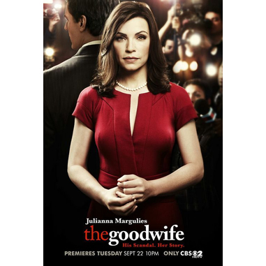 The Good Wife DVD 2D Inglese Extended edition
