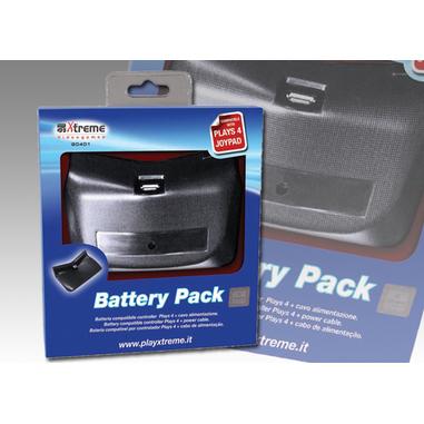 Xtreme batteria supplementare per DualShock 4