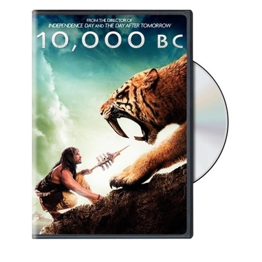 Warner Bros 10.000 B.C. (DVD)