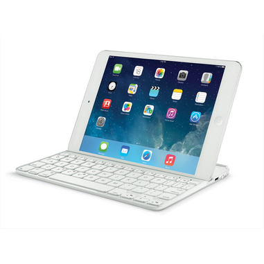 Logitech 920-007692 Bluetooth Argento tastiera per dispositivo mobile