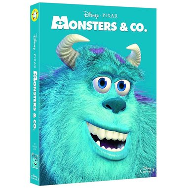 Monsters & Co. - collection 2016 (Blu-ray)