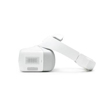 DJI Goggles Occhiali immersivi FPV 495g Bianco