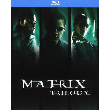 The Matrix collection (Blu-ray)