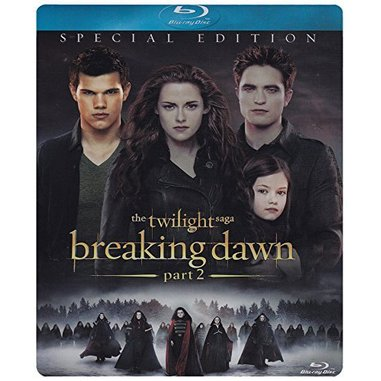 Breaking dawn - parte 2 - The Twilight saga (ed. limitata Metal Box) (Blu-ray)