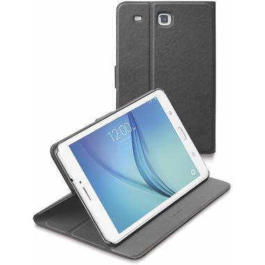 Cellularline Folio - Galaxy Tab E 8.0 Custodia per tablet con innovativo stand multiangolo Nero