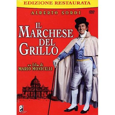 Il Marchese Del Grillo, film (DVD)