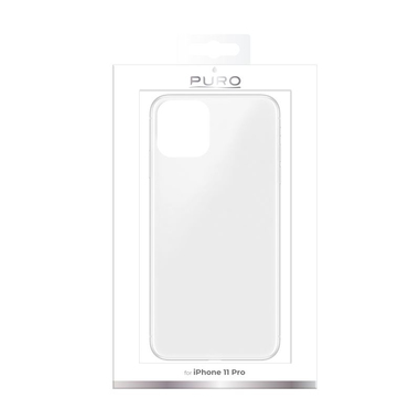 PURO IPCX1903NUDETR custodia per iPhone 11 14,7 cm (5.8