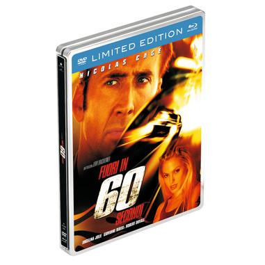 Fuori in 60 secondi (Blu-ray + DVD)
