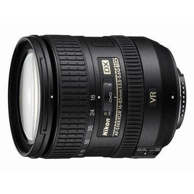 Nikon 16-85mm f/3.5-5.6G ED VR AF-S DX NIKKOR Nero