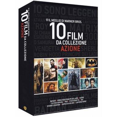 10 film da collezione - Azione (DVD)