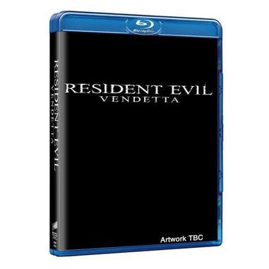 Resident Evil - Vendetta, Blu-ray 2D ITA