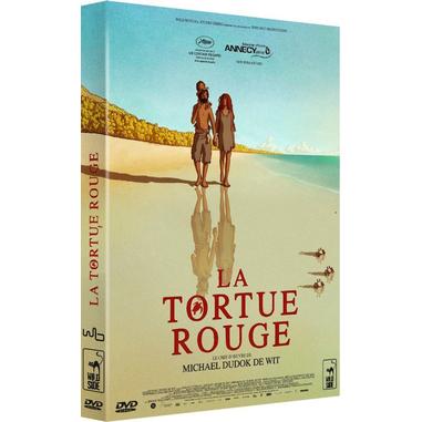 La Tartaruga Rossa, DVD DVD 2D ITA