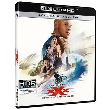 XXX - Il Ritorno di Xander Cage Blu-ray
