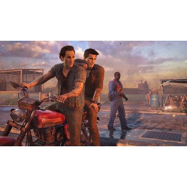 Uncharted 4: fine di un ladro - Playstation 4