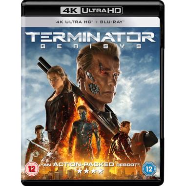 Terminator Genisys - 4K Ultra HD, Blu-Ray Blu-ray 2D ITA