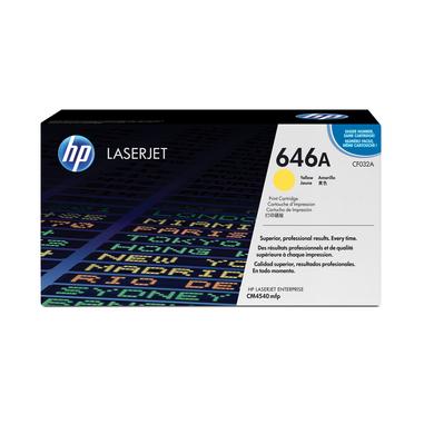 HP 646A 12500 pagine Giallo