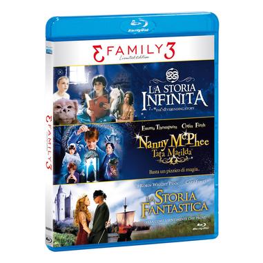 Tris family edizione limitata (Blu-ray)