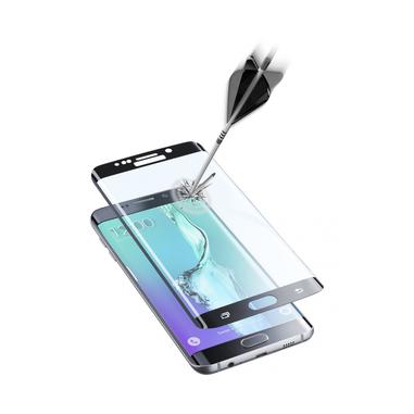 Cellularline TEMPGCUGALS6EPLK Pellicola proteggischermo trasparente Galaxy S6 Edge+ 1pezzo(i) protezione per schermo