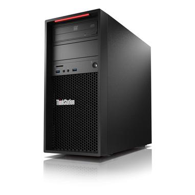 Lenovo ThinkStation P320 3.7GHz E3-1245V6 Torre Nero Stazione di lavoro