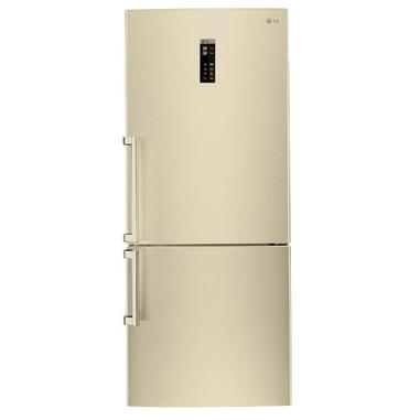 LG GBB548GVQZE Libera installazione 444.6L A++ Crema frigorifero con congelatore