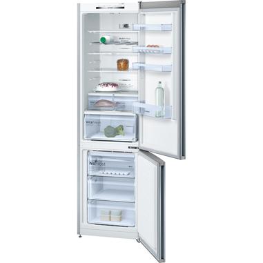 Bosch Serie 4 KGN39VL45 Libera installazione 279L 87L A+++ Acciaio inossidabile frigorifero con congelatore