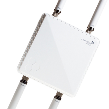 DELL Aerohive AP1130 punto accesso WLAN 1000 Mbit/s Supporto Power over Ethernet (PoE) Bianco