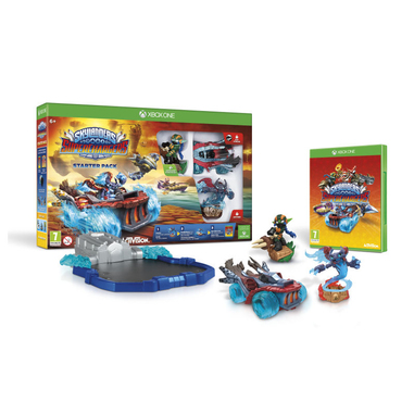 Skylanders SuperChargers SP, Xbox One