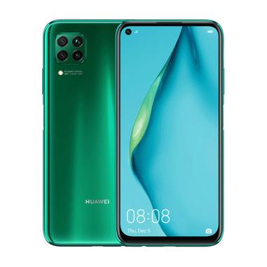 """Huawei P40 lite 16,3 cm (6.4"""") 6 GB 128 GB Dual SIM ibrida 4G USB tipo-C Verde Android 10.0 Huawei Mobile Services (HMS) 4200 mAh"""