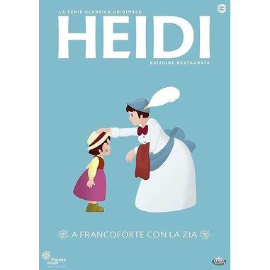Heidi a Francoforte con la zia (DVD)