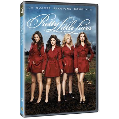 Pretty Little Liars Stagione 4 (DVD)