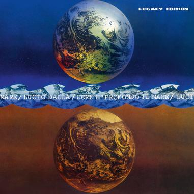 Sony Music Lucio Dalla - Come è profondo il mare, 2CD